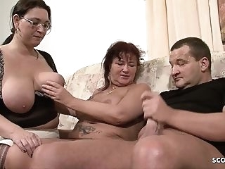 bbw Neigbour Teach German Mature Couple with Problems at Sex blowjob hd