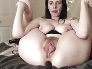 webcam Barbie Wolf anal sex toy