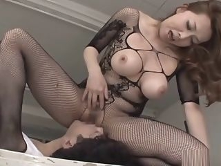 asian Kazama Yumi nailed amazingly and creamed big tits blowjob