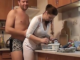 amateur busty czech amateur fucking around the house by eliman big tits czech