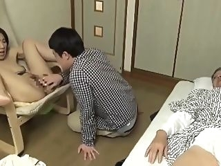 asian japanese mature fucks everyone blowjob cougar