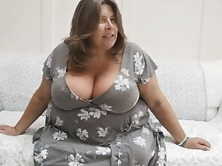 amateur SBB - adoreable mom bbw tits