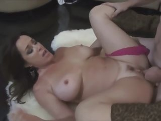 big tits Son and StepMom hd mature