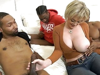 anal Hot Cougar Wife Dee Williams Gets Pounded By BBC blowjob interracial