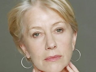 blonde GRAND LADY HELEN MIRREN celebrity mature