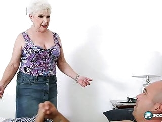 blowjob Jewel is a granny Milf 67 years old cumshot mature