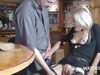 blonde German granny name please blowjob fingering
