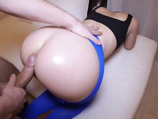 amateur CHEERLEADER GETS FUCKED AFTER PRACTICE big ass big cock