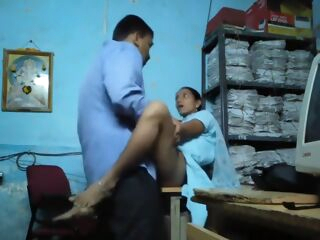 couple Marathi Couple Office Sex hidden cam indian