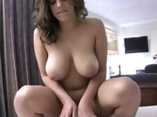 point of view Fat girlfriend riding on a cock big tits hardcore
