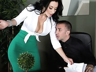 big tits Another Hard Cock at the Office british hd