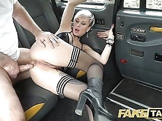 anal Fake Taxi Tanya Virago returns with her tight anal promise babe blonde