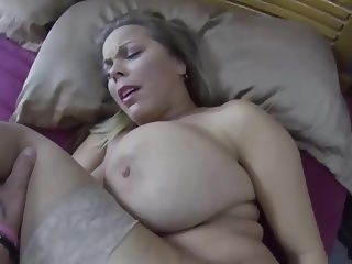 creampie Stepmom & Stepson Affair 61 (Mom I Always Get What I Want) milf old & young