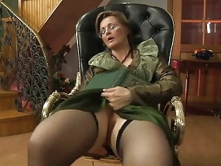 anal Deep mature teacher ass brunette hardcore