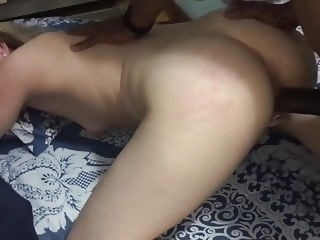 blonde Pale skin wife fucked by BBC hardcore top rated