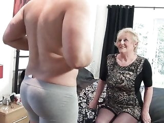 mature British old slut's cunt requires a new big cock every day top rated milf