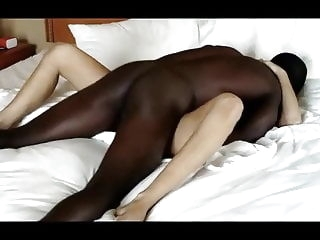amateur Hot Blonde Gets Blacked blonde interracial