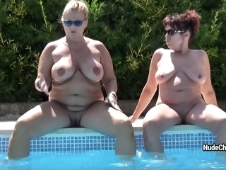 amateur Nudechrissy in My Finca Holidays 2018 - FanCentro mature big tits