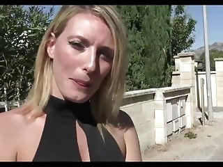 amateur Hardcore sex with french whore anal blonde