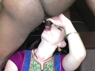 amateur Indian Escort Girl Fucked Real Hard in Hotel Room (Dripping Creampie) -IMWF blowjob creampie