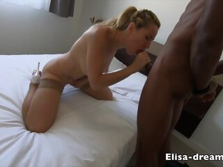 amateur Elisa Dreams big cock hd